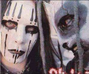 slipknot, corey taylor, and joey jordison image