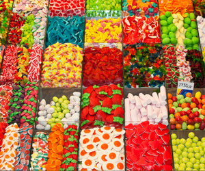 candy, food, and yummy image