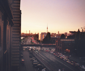 berlin, city, and hipster image