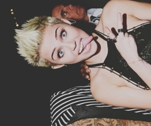 miley and music image