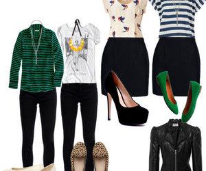fashion, formal, and moda image