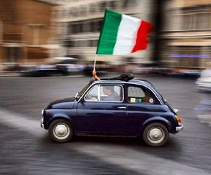 italy, car, and cool image