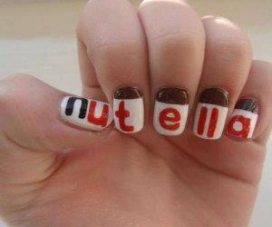 eat fat nutella image