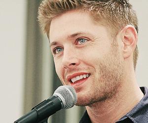 Jensen Ackles, dean winchester, and supernatural image