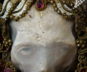 gothic, jewelry, and macabre image