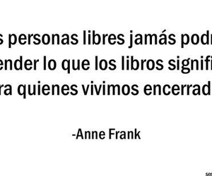 books, anne frank, and ana frank image