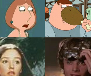 family guy, griffin, and juliet image
