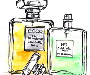 chanel, star, and coco image