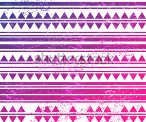 aztec, colorful, and pattern image