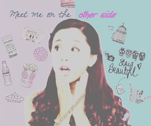 edit, arianagrande, and nathansykes image