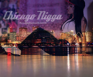 boss, chicago, and swag image