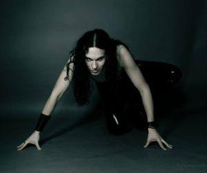 long hair and metal image