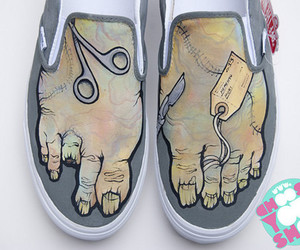 shoes, cool, and vans image