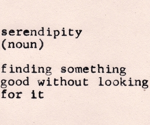 quotes, serendipity, and text image
