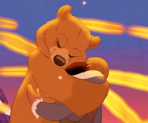 disney, brother bear, and love image