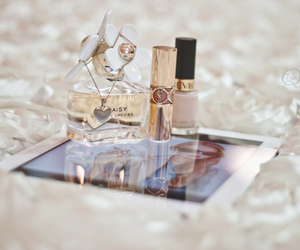daisy, perfume, and ipad image