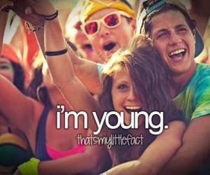 young, fun, and boy image