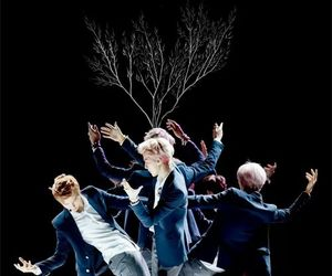 exo, wolf, and sehun image