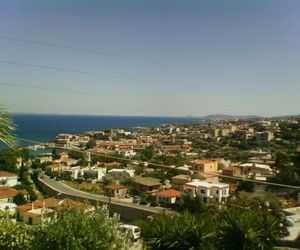 blue, views, and chios image
