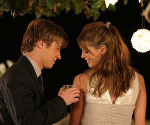 the oc and marissa and ryan image