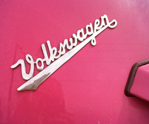 car, pink, and pink car image