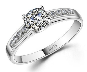 gifts for her, christmas gifts for women, and promise rings fo her image