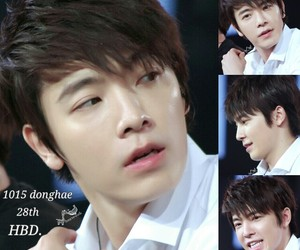 donghae, Lee Donghae, and superjunior image