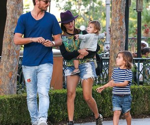 family, kardashian, and scott disick image