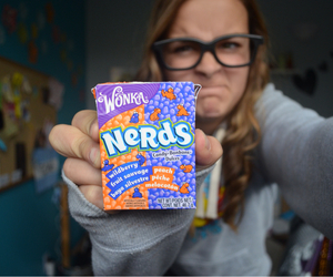 nerds, quality, and candy image