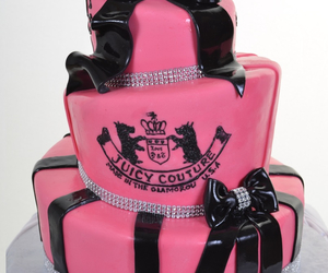 cake and juicy couture image