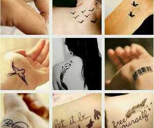 sweetness and tattos image