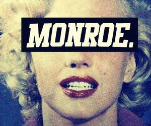 monroe, Marilyn Monroe, and marilyn image