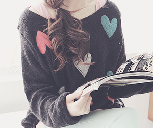 sweater, kfashion, and clothes image