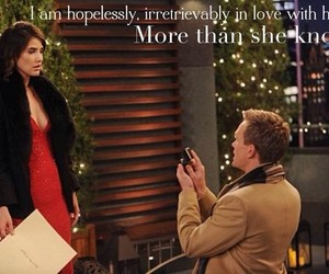 Barney Stinson, marry, and himym image