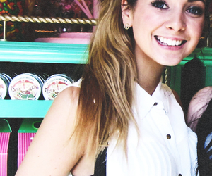 zoella, youtuber, and youtube image