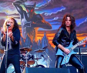 dio and ronnie james dio image