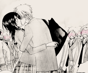 anime, kaichou wa maid-sama, and manga image