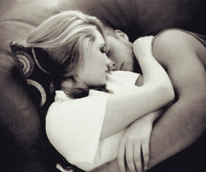 boyfriend, cute, and sleep image