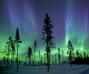aurora boreal, photography, and beautiful image