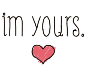 yours and love image