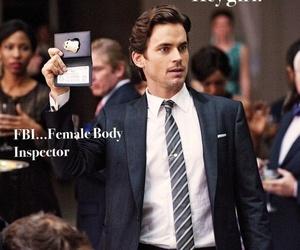 fbi and matt bomer image