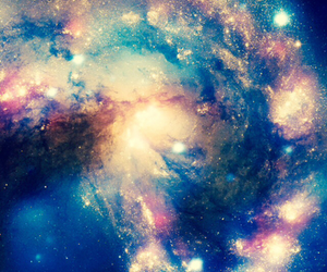 beautiful and galaxy image