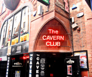 cavern and Liverpool image