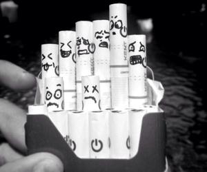 cigarrete, lol, and Rico image