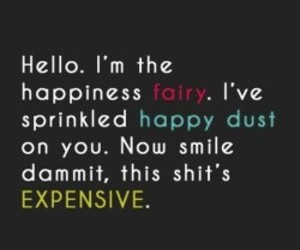 fairy, smile, and happiness image