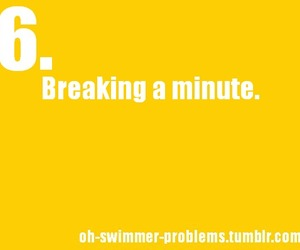 swimmer and oh-swimmer-problems image