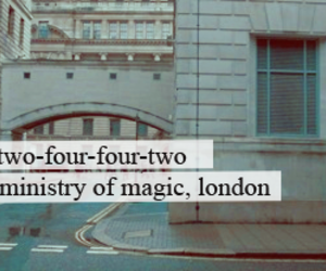 harry potter, london, and magic image