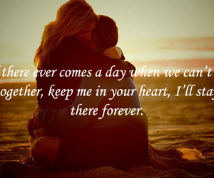 couples, quote, and love image