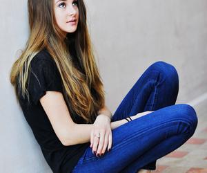 beautiful, shailene woodly, and long hair image