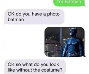 batman and funny image